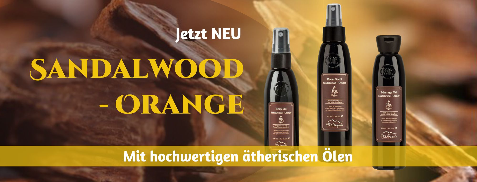 Sandalwood-Orange