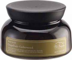 Körpercremepeeling Grapefruit-Zedernholz 230gr, Body Scrub Grapefruit-Cedarwood