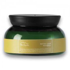 Reis-Butterkörperpeeling Zitronengras, Body Butter Scrub Lemongrass 230ml
