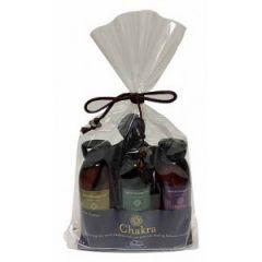 Giftset Chakra Bath & Massageoil