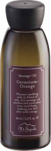 Mt.Sapola Massage Öl Geranium-Orange 65ml