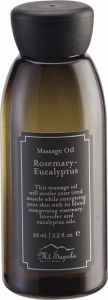 Mt.Sapola Massage Oil Rosemary-Eucalyptus 65ml