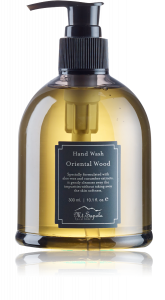 Hand Wash Oriental Wood 300ml