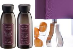 Travelset Geranium-Orange