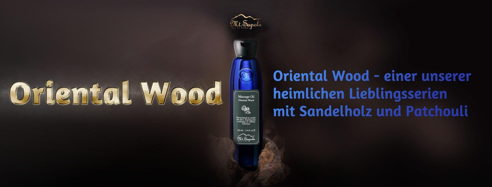 Mt.Sapola Oriental Wood